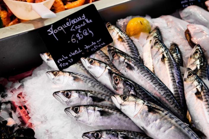acquistare il pesce
